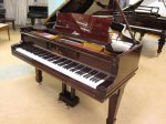 SteinwaySons model O rosewood left front